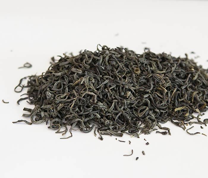 TEA-CH105 Зеленый китайский чай «Облачный Туман» ( Юнь У, 50 гр) фото 03