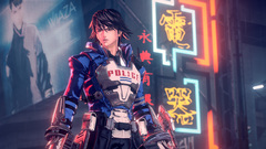 Astral Chain (Nintendo Switch, русская версия)