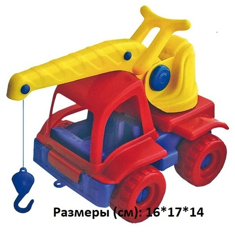Автомобиль Пони-кран У425 (Уфа)