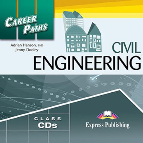 Civi Engineering  Audio CDs (set of 2). Аудио CD для работы в классе (2 шт). Аудисопровождение