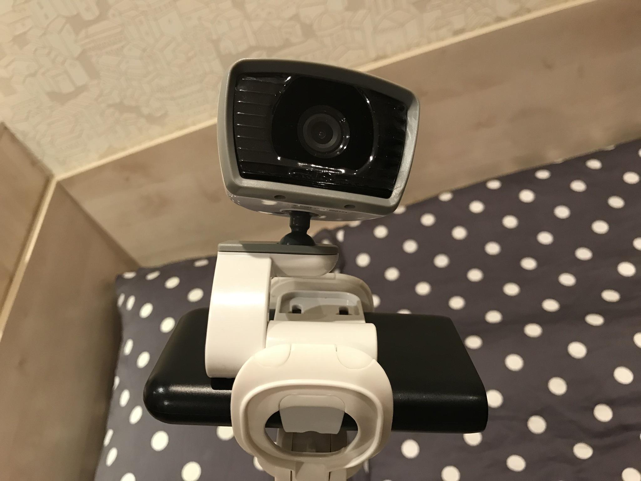 Универсальное крепление для камер видеоняней MoonyBaby 55931, 55933, 55935