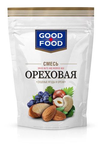 GOOD FOOD Смесь ореховая 130 г