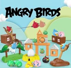 Злые птички игровой набор Angry Birds