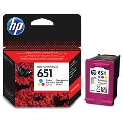 Картридж HP 651(C2P11AE) цветной