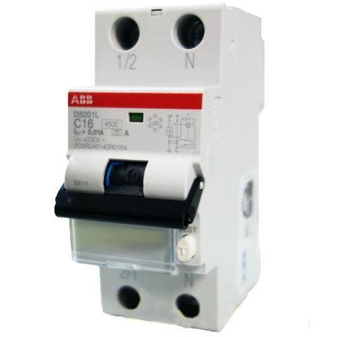 Выключатель авт.диф.т.DS201 L C10 AC300