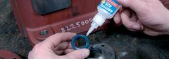 LOCTITE 435 Клей повышенной прочности для пористых поверхностей, химо- водостойкость, прозрачный