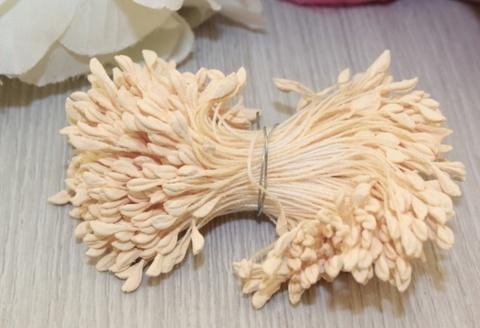 Тычинки для сахарных цветов (80 нитей)