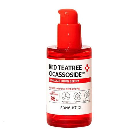 Some By Mi Сыворотка для проблемной кожи Some By Mi Red Tea Tree Cicassoside Final Solution Serum 50мл
