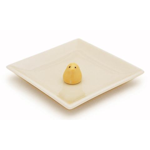 Керамическая подставка Chick Ivory