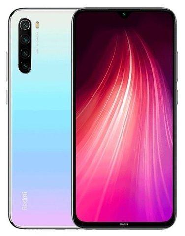 Смартфон Xiaomi Redmi Note 8 (2021) 4/64GB, белая полночь