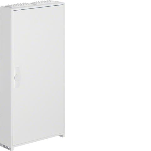 Щиток открытой установки,секционный,с оснасткой,IP44,1100x550x161мм (ВхШхГ),одна дверь,RAL9010