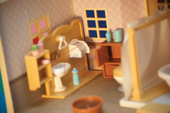 Набор для ванной комнаты и туалета Happy family 012-07B (PT-00314)