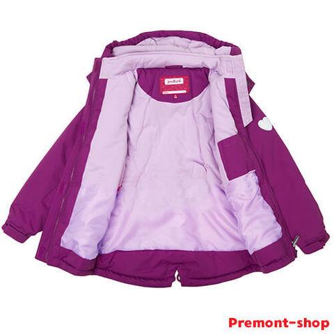 Парка для девочек Premont Лавандовое вдохновение S18161