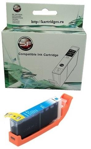Картридж SuperFine SF-CLI451XLC