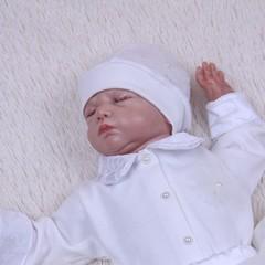 Набор на крещение девочке Бантик