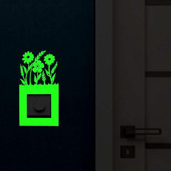 Светящаяся наклейка