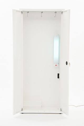 МЕТ ЭССЕН 2МЭ Шкаф для эндоскопов медицинский металлический - фото