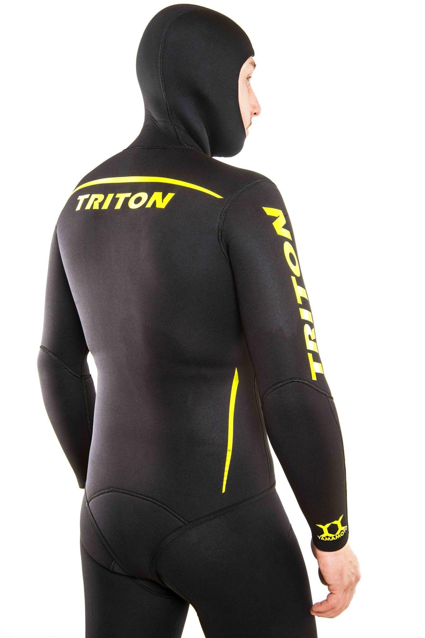 Гидрокостюм Triton 7 мм нейлон