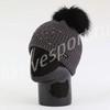 Картинка шапка Eisbar chantal fur crystal 007 - 1