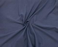 Хлопок кулирка сине-черный 15*15 см