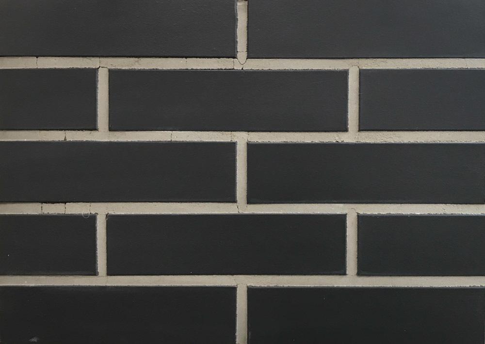 Плитка King Klinker, Volcanic black (18), Dream House, 65x250x10, RF