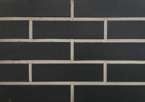 King Klinker - Volcanic black (18), Dream House, 65x250x10, RF - Клинкерная плитка для фасада и внутренней отделки