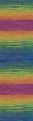3514 (Т.бирюза,зеленый,салат,охра,фуксия)