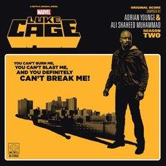 Виниловая пластинка. Marvel's Luke Cage - Season Two - Original Soundtrack 2XLP