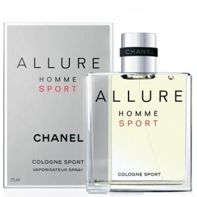 Chanel: Allure Homme Sport Cologne мужская туалетная вода edt, 100мл