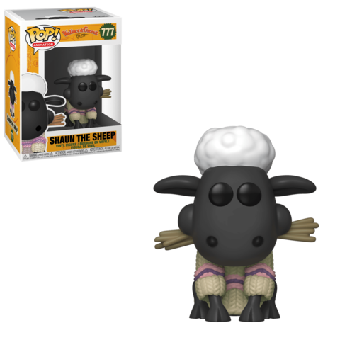Funko POP! Animation Wallace & Gromit Shaun the Sheep