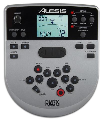 Alesis: Электронная ударная установка DM7X Session Kit