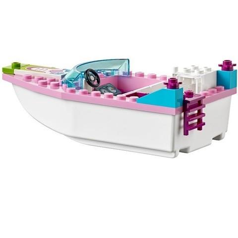 LEGO Juniors: День на пляже с Андреа и Стефани 10747 — Andrea and Stephanie's Beach Holiday — Лего Джуниорс Подростки