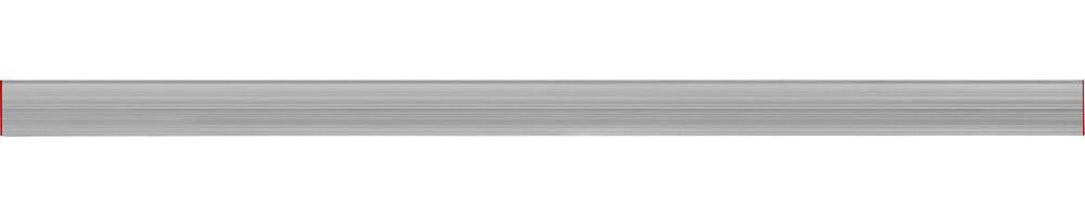 Правило прямоугольное ПП, 2.5 м, ЗУБР 10751-2.5