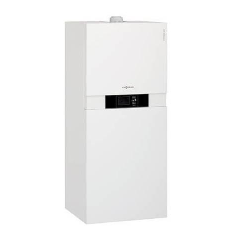 Котел газовый конденсационный Viessmann Vitodens 222-F B2SB - 13 кВт (двухконтурный)