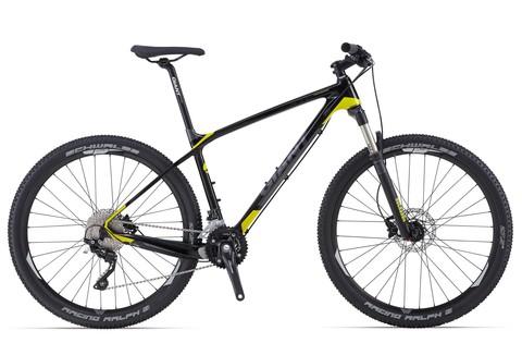 Giant XTC Advanced 27.5 4 (2014) черный с желтым