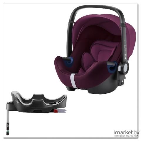 Автокресло Britax Baby Safe2 + база напрокат