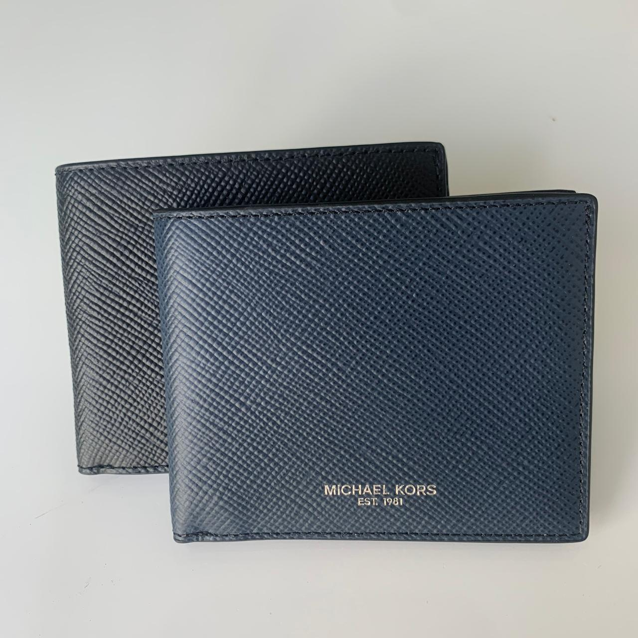 Кошелек Michael Kors HARRISON SLIM BILLFOLD мужской