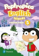 Poptropica English Islands 5 Posters