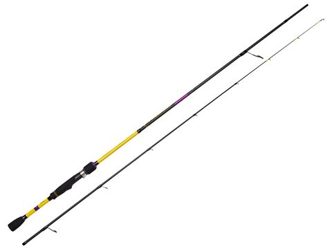 Спиннинг LUCKY JOHN Progress Jig V2 27 2.49 (249 см, тест 8-27 г, арт. LJPJ2-822MF)