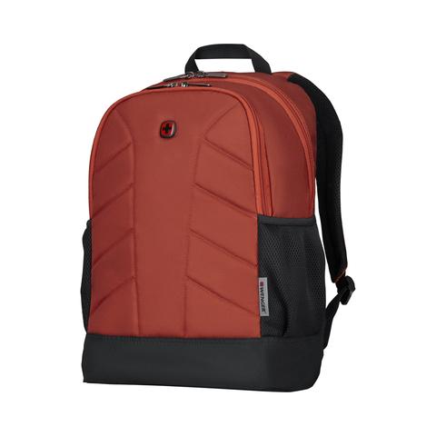 Городской рюкзак Quadma оранжевый (27л) WENGER 610200
