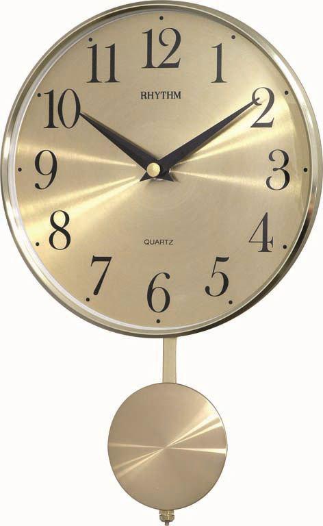 Настенные часы Rhythm CMP528NR18