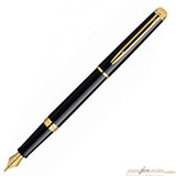 Перьевая ручка Waterman Hemisphere Mars Black GT (S0920610)