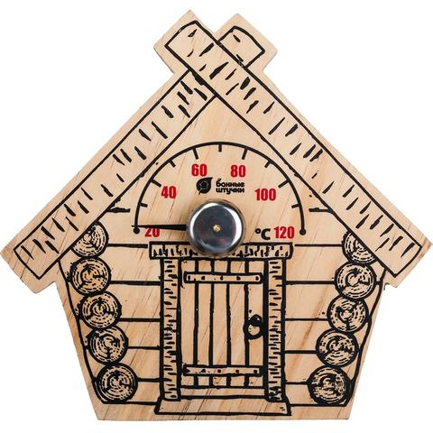 Термометр «Парилочка»  17х16 см