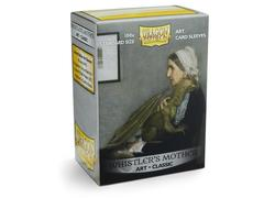 Dragon Shield - Протекторы Whistler's Mother 100 штук
