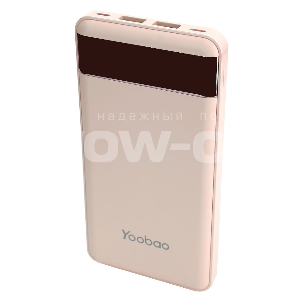 Power Bank Yoobao PL-12 Pro 12000mAh оптом