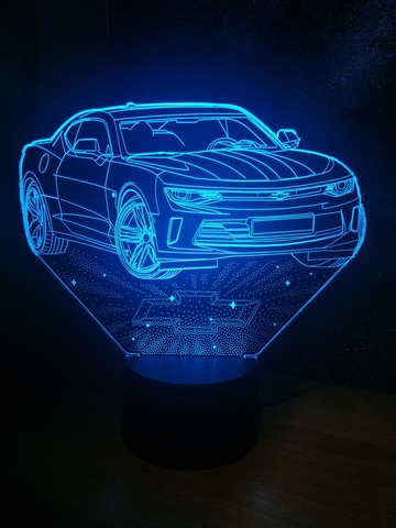Автомобиль Chevrolet Camaro №2