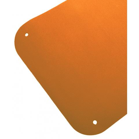 Коврик для фитнеса Airo Mat 1800х600х10 оранжевый