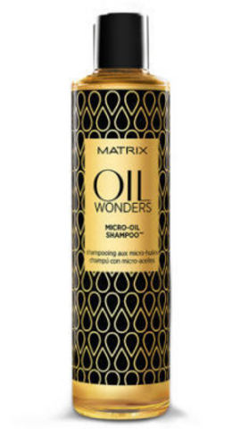 Шампунь с маслами Matrix OIL Wonders,300 мл.