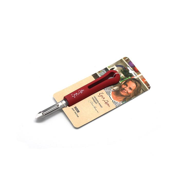Нож для чистки, артикул ED142, производитель - Едим Дома