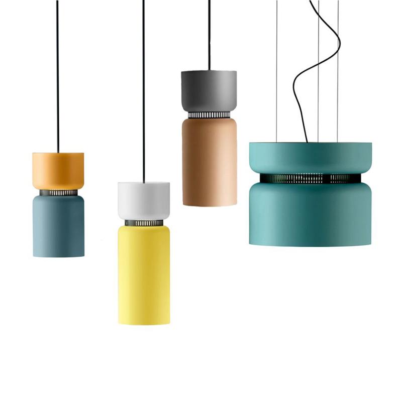 Подвесной светильник копия ASPEN S17 by B.Lux (белый+серый)